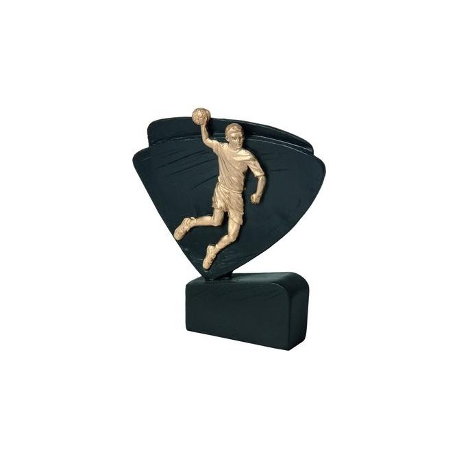 Mini odlievaná figúrka RFEL5009 čierna - Hádzaná