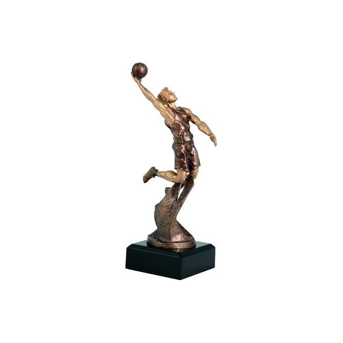Odlievaná figúrka RTY1203 / BR basketbal
