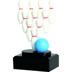 Odlievaná figúrka RFST2037 bowling