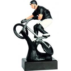 Odlievaná figúrka RFST2047 Cyklistika / bikros