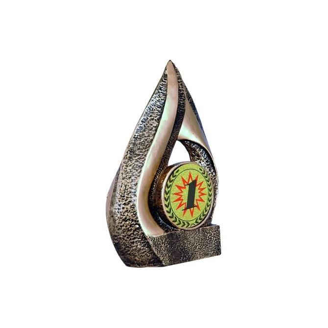 Odlievaná trofej REY1507 / BR Univerzálna + holograf.emblém 1