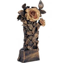 Odlievaná trofej RTY378 Ruža
