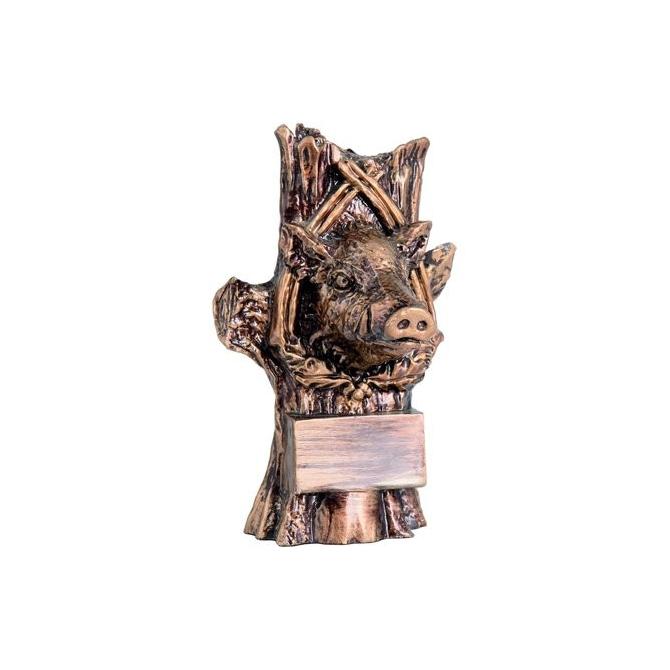 Odlievaná trofej RTY3316 / BR Diviak
