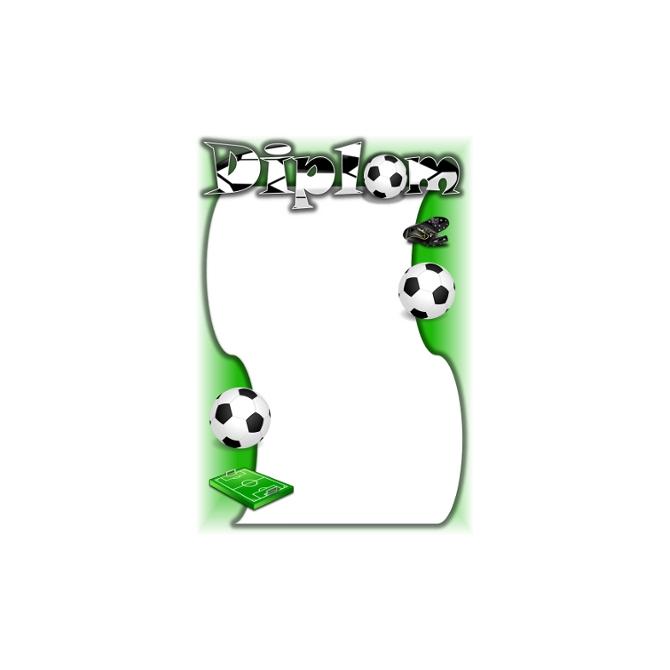 Diplom DVF4 / B Futbal