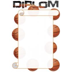 Diplom DVB3 / 1-3 Basketbal