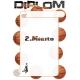 Diplom DVB3 / 2.miesto Basketbal