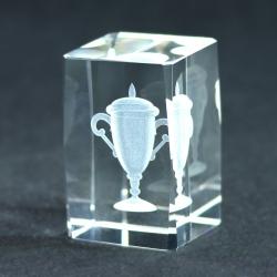 Trofej KOC50 Sklenená / Pohár