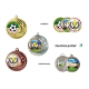 Medaila MMC2040 univerzálna + emblém (farebná potlač)