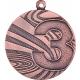 Medaila MMC6040 / B-bronzová univerzálna