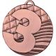 Medaila MD1750 / B-bronzová univerzálna