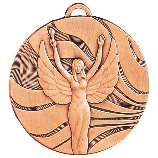 Medaila MD2350 / B-bronzová Viktória
