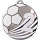 Medaila MD2450 / S-strieborná Futbal
