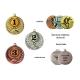 Medaila MMC3040 univerzálna + emblém (kovový)