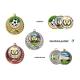 Medaila MMC3040 univerzálna + emblém (farebná potlač)