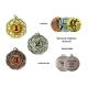 Medaila MD015 univerzálna + emblém (kovový)