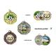 Medaila MD015 univerzálna + emblém (farebná potlač)