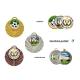 Medaila MD13045 univerzálna + emblém (farebná potlač)