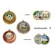 Medaila MMC4550 univerzálna + emblém (farebná potlač)