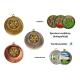 Medaila MMC4550 univerzálna + emblém (holografický)