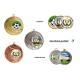 Medaila MMC4450 univerzálna + emblém (farebná potlač)