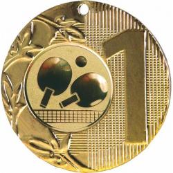 Zlatá Medaila MMC7150 univerzálna + emblém (kovový)
