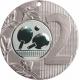 Strieborná Medaila MMC7150 univerzálna + emblém (kovový)