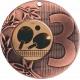Bronzová Medaila MMC7150 univerzálna + emblém (kovový)