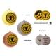 Medaila MMC1090 univerzálna + emblém (gravírovanie)