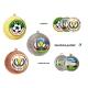 Medaila MMC1090 univerzálna + emblém (farebná potlač)
