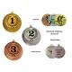 Medaila MMC2070 univerzálna + emblém (kovový)
