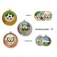Medaila MMC2070 univerzálna + emblém (farebná potlač)