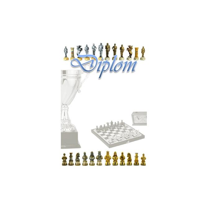 Diplom DVSCH1 / 1-3 Šachy