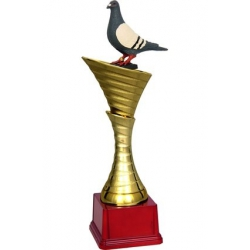 Pohár / trofej 4099-01 holub