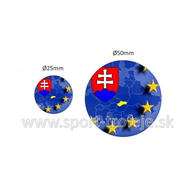 emblém EPSVK-EU1 slovensko