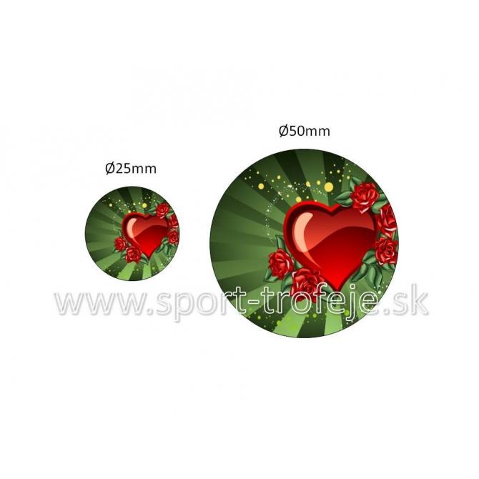 emblém EPS3 srdce