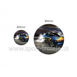 emblém EPAMDR3 auto-moto šport drift tuning