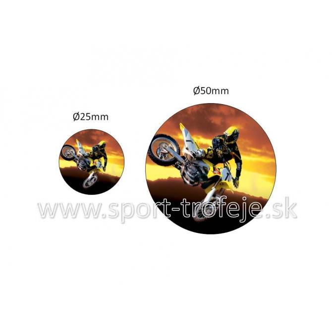 emblém EPFSMK1 moto šport freestyle motokros