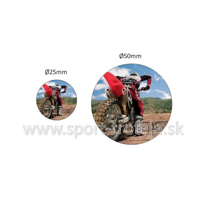 emblém EPMKT2 motokros