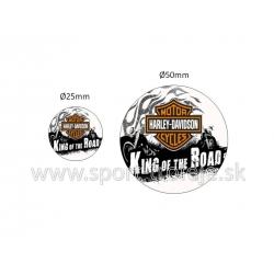 emblém EPHDM1 Harley Davidson