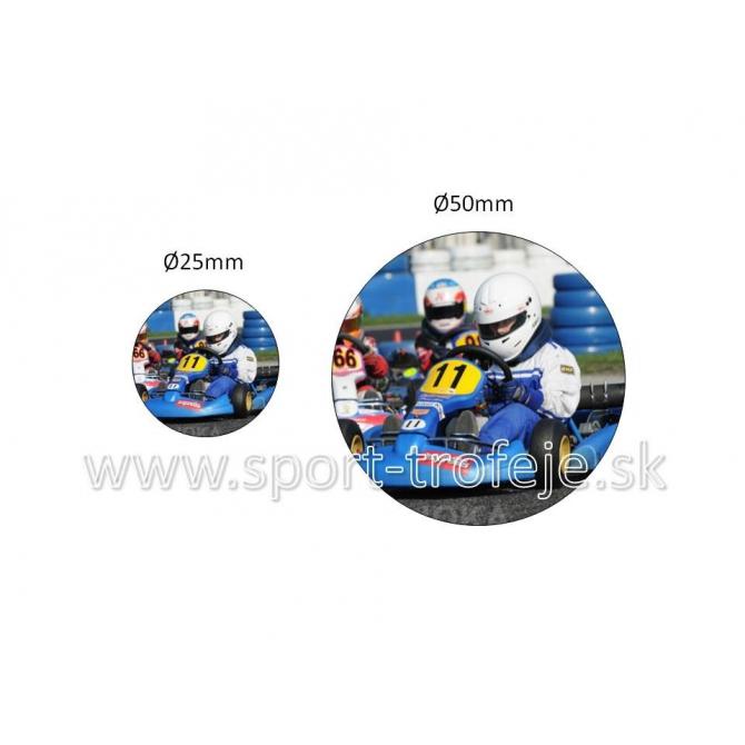 emblém EPMK2 auto-moto šport motokára