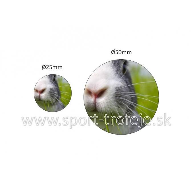 emblém EPDCHZ4 zajace drobnochov