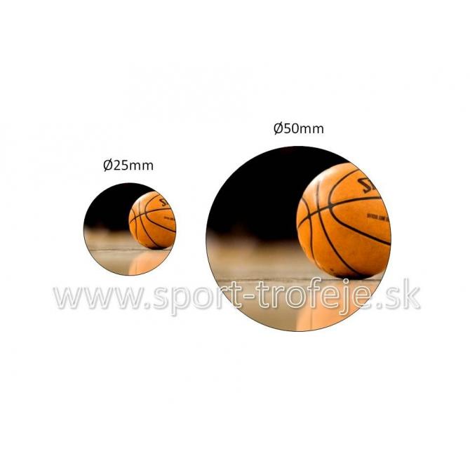 emblém EPB1 basketbal