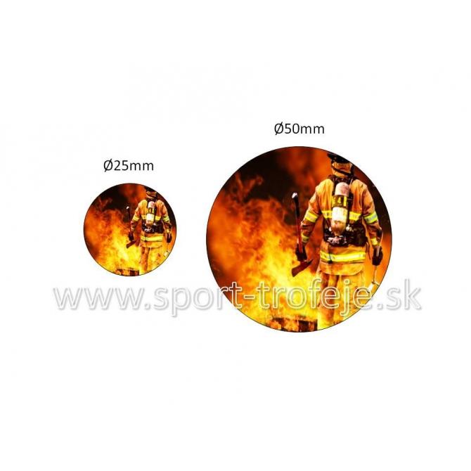 emblém EPHO1 hasiči