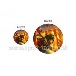 emblém EPHO3 hasiči