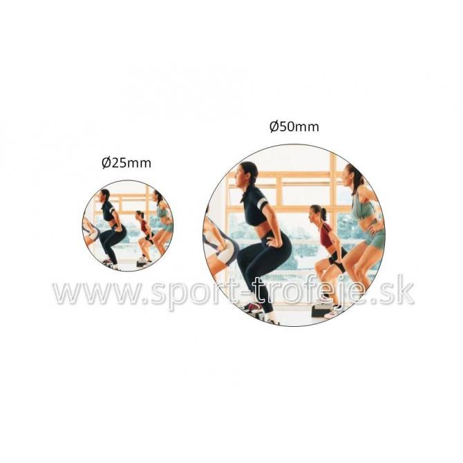 emblém EPE3 aerobic