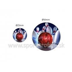 emblém EPBOW1 bowling