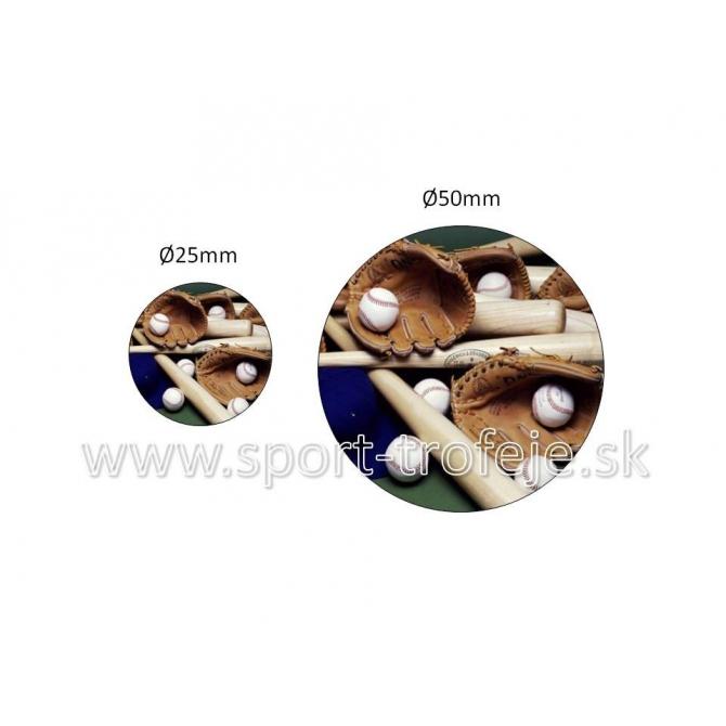 emblém EPBSB1 baseball