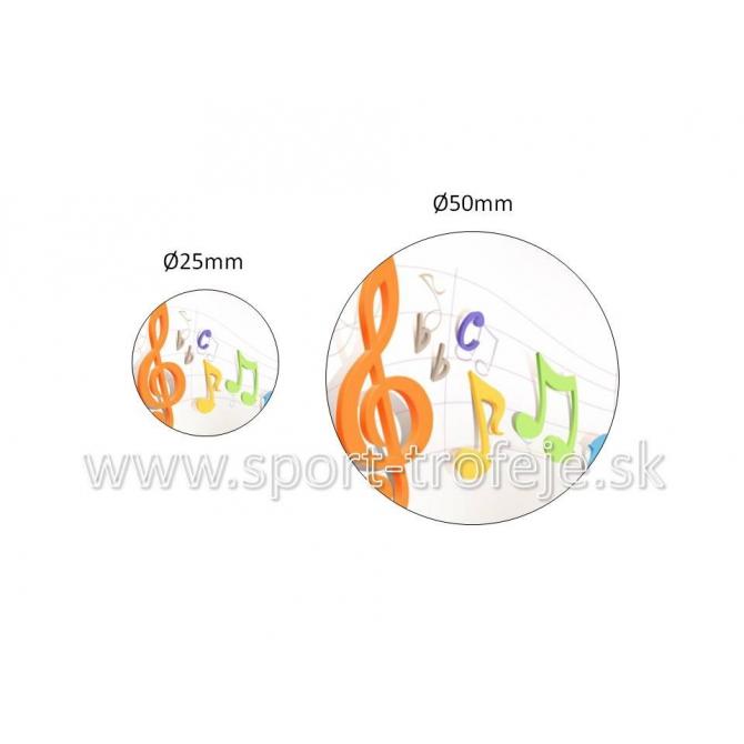 emblém EPHK7 hudba