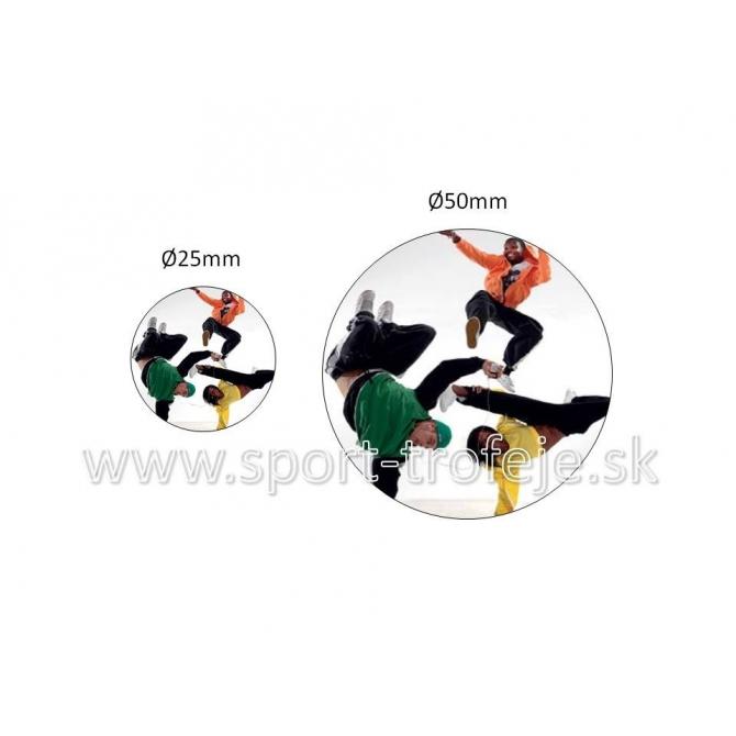 emblém EPTD1 tanec