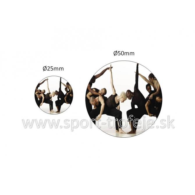 emblém EPDT1 tanec